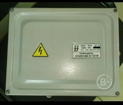 Коробка КЗНА-32УЗ распределительная