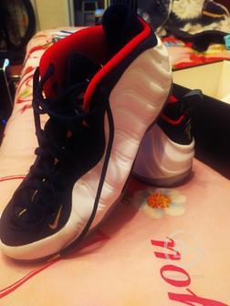 Продам кроссовки новые Nike Air Foamposite Pro