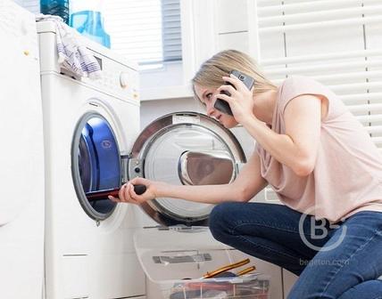 Установка и подключение стиральной машины в Ижевске