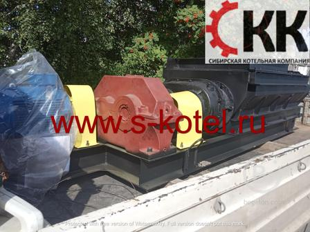 Винтовая дробилка-питатель ВДП-15 и запасные части