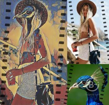 Уроки рисования и владения цифровой графикой.  Портреты в цифре, художественная обработка фотографий, иллюстрации, шаржи, открытки.