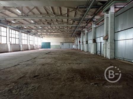 Сдается отапливаемое складское помещение площадью 1070 м2