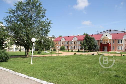 Краевая Кумагорская больница.