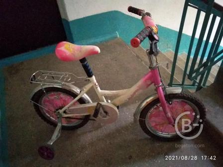 Продам детский велосипед. Недорого