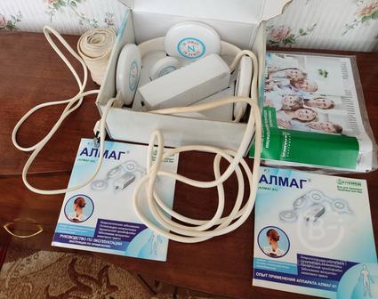 Продам аппарат для домашней физиотерапии