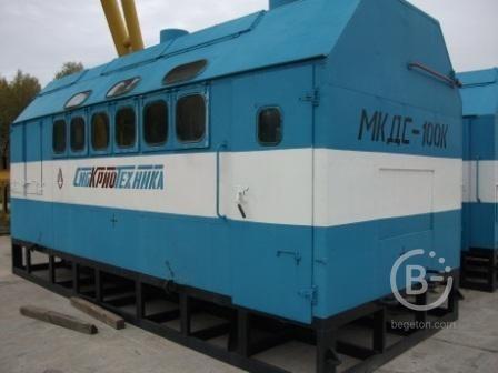 Кислородная станция МКДС-100К