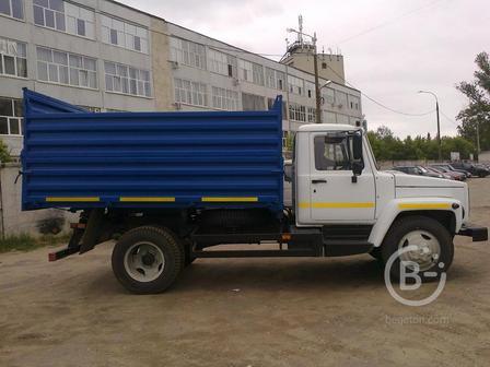 Вывоз мусора газ самосвал в Нижнем Новгороде