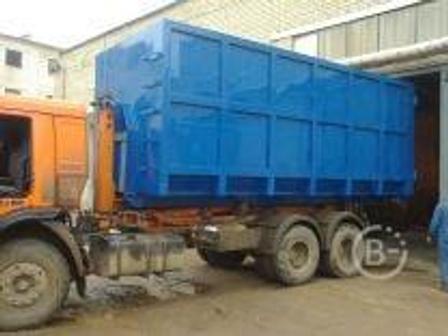 Вывоз мусора контейнером 20 м3 в Нижнем Новгороде