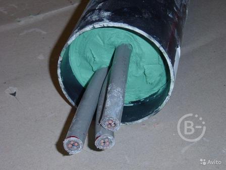 Герметик кабельных вводов ВБХ СС-11