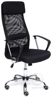 Tetchair PROFIT ткань, черный/черный
