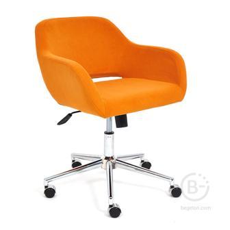 Tetchair MODENA хром флок , оранжевый, 18