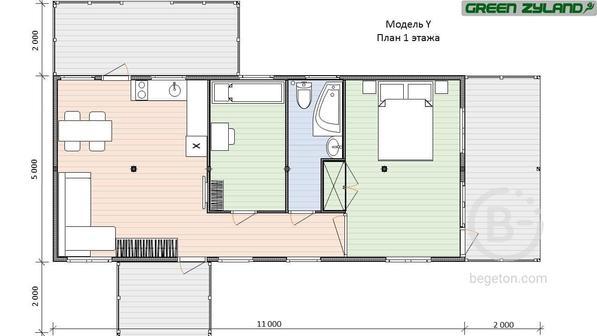 Модульный дом для Вашего земельного участка