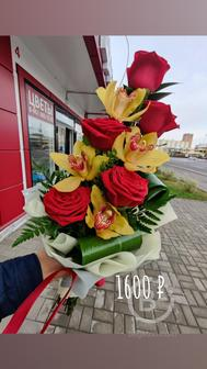 Доставка цветов в Липецке