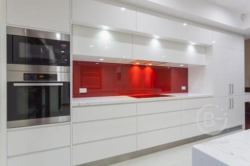 Кухонный гарнитур White gloss