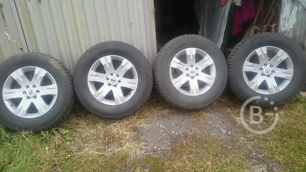 Продаю шины с дисками