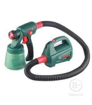 Краскопульт электрический Bosch PFS 2000 (603207300) 440 Вт 0,8 л