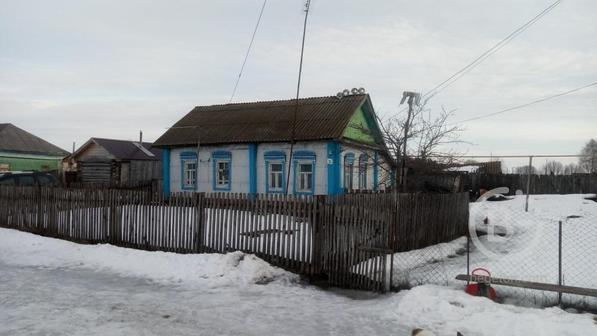 Дом 53 м² на участке 30 сот.