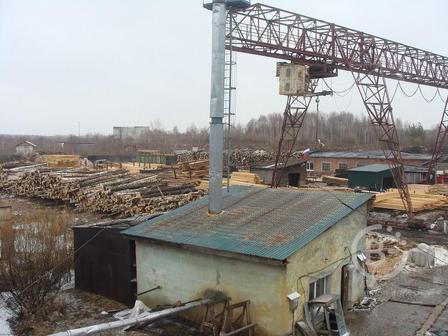 Имущественный комплекс с ж/д  тупиком в г. Полевской, Свердловская обл