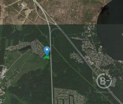 Земельный участок по адресу: обл. Свердловская, г. Среднеуральск, в районе 27 километра автодороги Екатеринбург-Серов