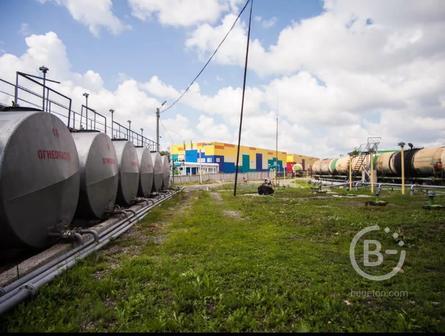Продаем Нефтебазу в Екатеринбурге