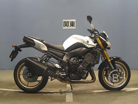 Мотоцикл naked Yamaha Fazer FZ8 N рама RN255 гв 2012