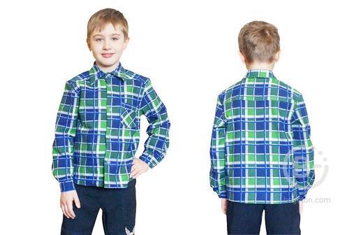 Рубашка из фланели