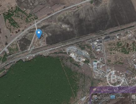 Земельный участок (бывшая нефтебаза) в Камышлове, Свердловская обл