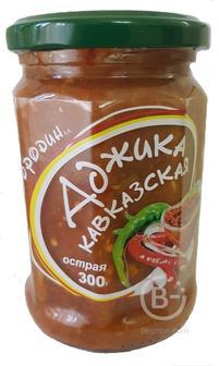 аджика кавказская острая