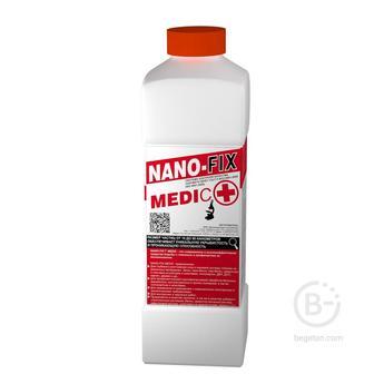 NANO-FIX™ MEDIC - защита от плесени.
