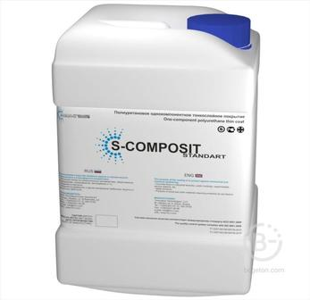 Защитное покрытие S-COMPOSIT E-COAT