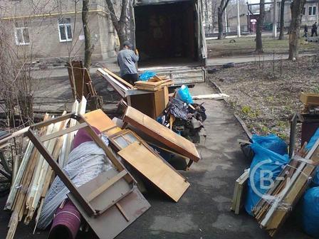Вывоз мусора газель с грузчиками в Нижнем Новгороде