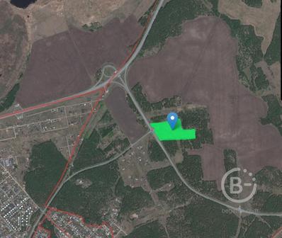Земельный участок коммерческого назначения на трассе Курган-Екатеринбург