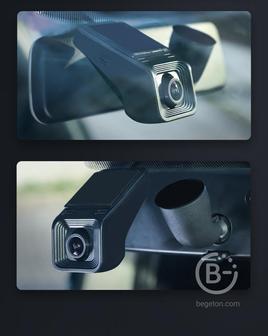 видеорегистратор с функцией ночного видения и детектором движения.
