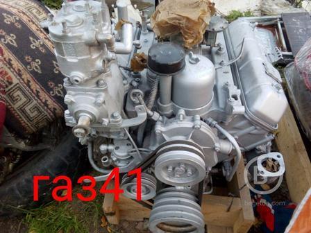 Двигатели ЗМЗ 41