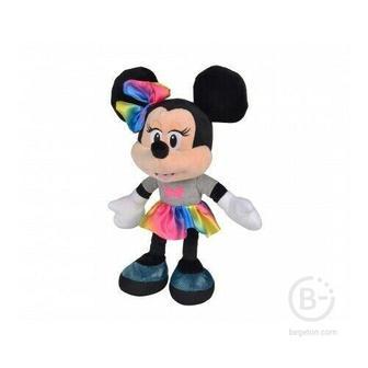 Минни Маус Minnie Mouse плюшевая 25 см Вечеринка