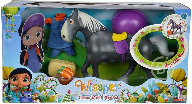 Висспер и ее друзья Игровой набор Любимая лошадка Wissper