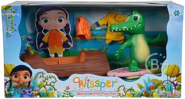 Висспер и ее друзья Игровой набор Водный мир Wissper