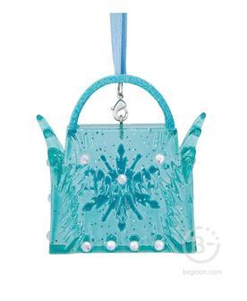 Дизайнерское новогоднее украшение Elsa