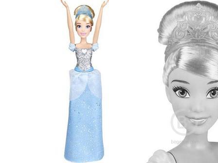 Кукла Синдерелла Disney Princess Королевский блеск