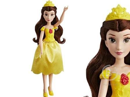 Кукла Белль базовая Принцесса Диснея