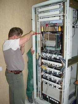 Создание и обслуживание сетей, АТС, видеонаблюдения, домофонов и пр. СКУД
