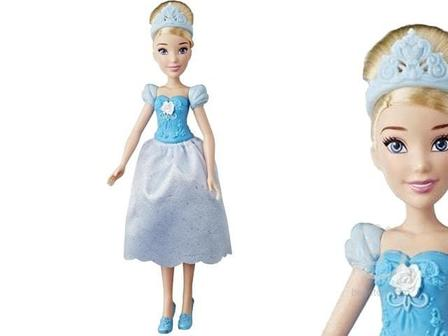 Кукла Золушка базовая Принцесса Диснея