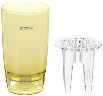 Jetpik Стакан с функцией подачи воды (Жёлтый) JA05-110