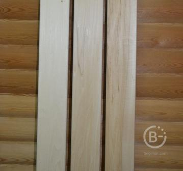 Качественный полок из липы для создания лежака в Барнауле