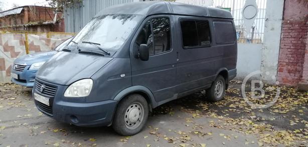 СОБОЛЬ,ГАЗ 2752