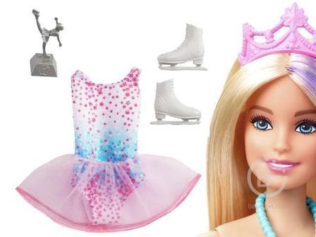 Набор одежды для Barbie Фигурное катание