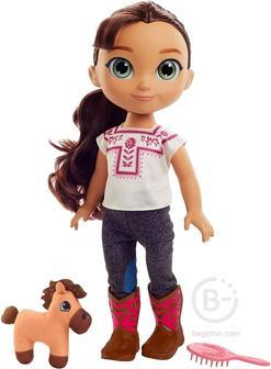 Кукла Lucky Baby мульт Disney Spirit с питомцем 35 см