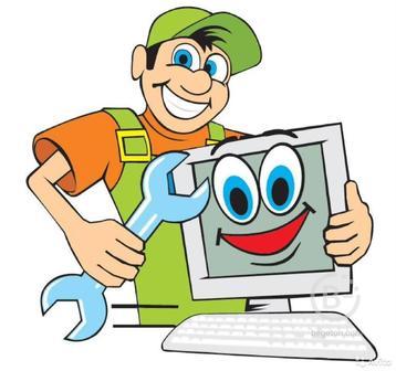 Ремонт компьютеров и ноутбуков (можно на дому)