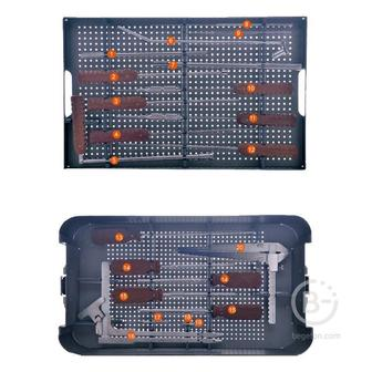 A39000 Комплект инструментов для установки тораколюмбарной пластины