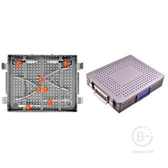 C31000 Комплект инструментов для остеосинтеза средней зоны лица